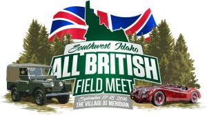 Southwest Idaho All British Field Meet - 2016